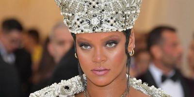 Eksentrik, Gaya Rihanna di Met Gala 2018