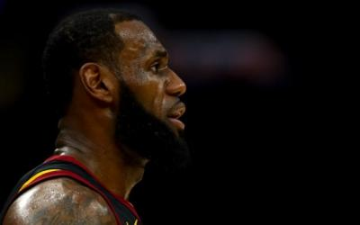 Cleveland Gagal Juara NBA 2017-2018, LeBron James Buka Peluang untuk Hengkang
