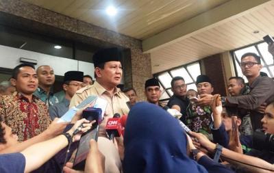 Pilpres 2019, Prabowo: Siapapun Pemenangnya NU-nya Ada