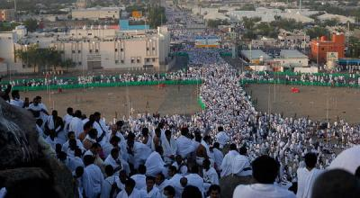 Khutbah Wukuf Haji 2018 Angkat Tema 'Mari Memilih Rahmah'