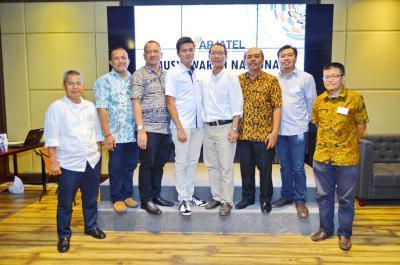 Selenggarakan Munaslub Perdana, APJATEL Tunjuk Arif Angga sebagai Ketum