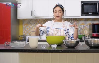 Resep Membuat 30 Lapis Nutella Crepe Cakes ala Nagita Slavina