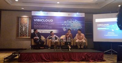 Dukung Industri 4.0, ViBiCloud Rilis Layanan Cloud untuk UKM