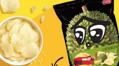 Wow Ada Keripik Durian, Seperti Apa Rasanya?