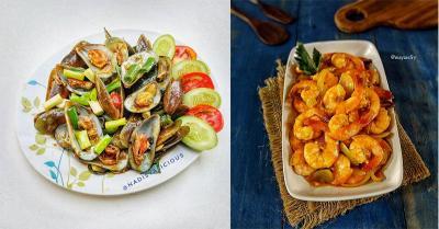 Serba Seafood, 2 Rekomendasi Menu Makan Malam Spesial yang Bikin Kamu Lupa Diri!