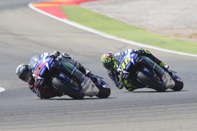 Lorenzo Sebut Rossi Salah Persepsi Mengenai Yamaha
