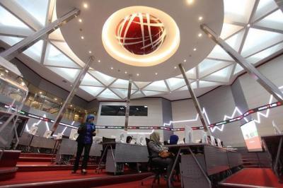 Era Baru, Perdagangan T 2 di Bursa Efek Indonesia