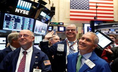 Wall Street Balik Arah Ditopang Moncernya Laporan Keuangan