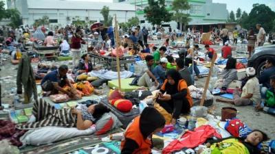 Solusi Emergency Food untuk Anak-Anak Korban Bencana Alam di Palu