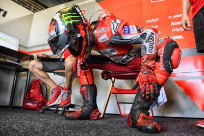 Lorenzo Ungkap Alasan Batal Tampil di MotoGP Jepang 2018