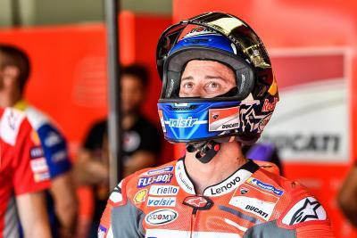 Tekad Dovizioso Raih Kemenangan di 4 Balapan Terakhir MotoGP 2018
