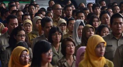 476.937 Orang Tak Lulus CPNS 2018, 2,81 Juta Lamaran Diverifikasi