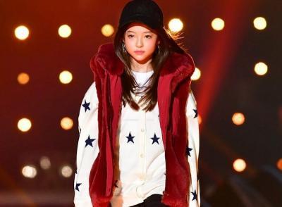 Cantiknya Ella Gross, Model Cilik Blasteran Korea-Amerika yang Mendunia!