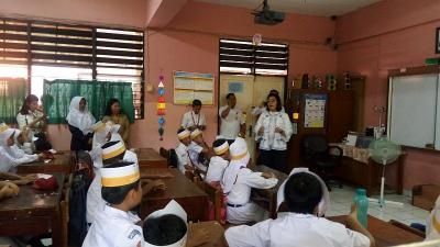 Jadi Guru SD Ajarkan Pajak, Sri Mulyani: Mereka Sangat Memahami