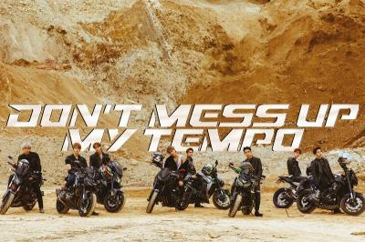 EXO Tampil Full Team di Teaser Album 'Don't Mess Up My Tempo'