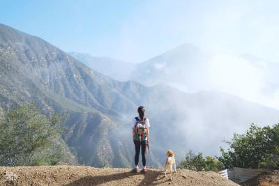 Spot Asik dengan Pemandangan Pegunungan di Bandung, Cocok untuk Menenangkan Diri!