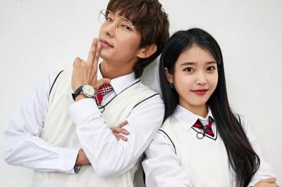 Reuni Lee Jun Ki dan IU Bawa Ask Us Anything Raih Rating Tertinggi