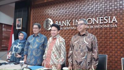 BI: Ketidakpastian Pasar Keuangan Global Masih Tinggi