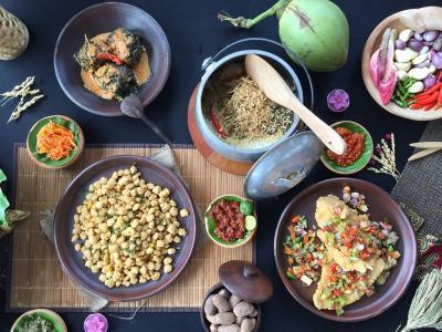 Sensasi Restoran Bercita Rasa Lokal dengan Konsep yang Kekinian di Market Kreatif