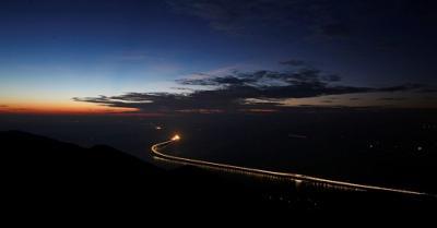 China Punya Jembatan Laut Terpanjang Dunia, Hubungkan Hong Kong dan 9 Kota Lainnya