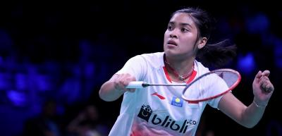 Head-to-Head Gregoria Mariska Tunjung vs Lee Chia Hsin