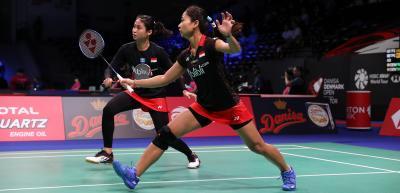 Rizki Ketut Menang, Anthony dan Fitriani Tersingkir di Babak Pertama Prancis Open 2018
