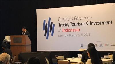 Buka Peluang Investasi ke Indonesia, KJRI New York Gelar Forum Bisnis