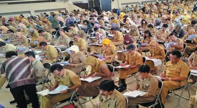 Tingkat Kelulusan CPNS Rendah, Passing Grade Diturunkan?