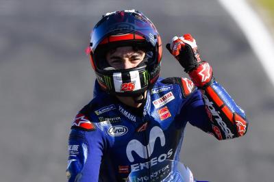 Cukup Istirahat, Vinales Siap Tampil Maksimal di MotoGP Valencia 2018