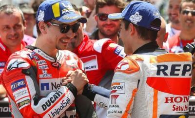 Legenda MotoGP Tak Sabar Saksikan Duet Marquez-Lorenzo di Honda