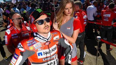Lorenzo Ingin Akhiri Hubungan Bersama Ducati dengan Happy Ending