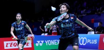Greysia Apriyani Melaju ke Perempatfinal Hong Kong Open 2018