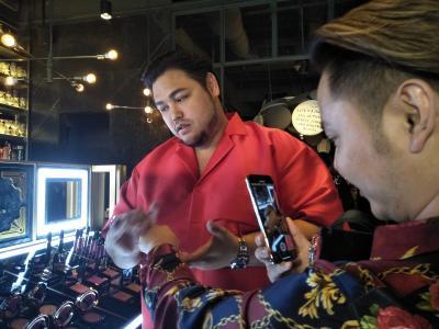 Ivan Gunawan Luncurkan Kosmetik yang Cocok bagi Kulit Perempuan Indonesia