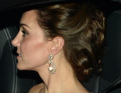 Kate Middleton hingga Putri Beatrice Kompak Kenakan Anting Berlian di Pesta Ulang Tahun Pangeran Charles