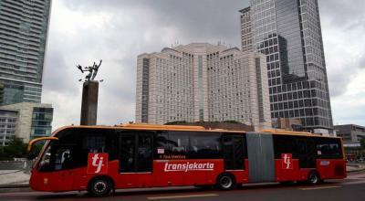 Integrasi Busway-KRL Ditarget Rampung 2019