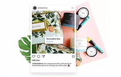 Instagram Luncurkan Fitur Bantu Pengguna Belanja Online