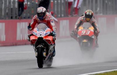 Dovizioso Tak Harapkan Cuaca Hujan di MotoGP Valencia 2018