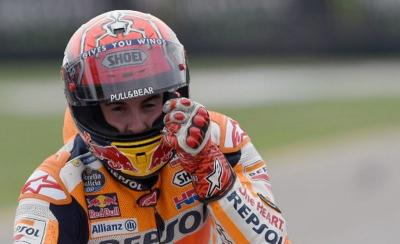 Jatuh saat Kualifikasi, Maruqez Puas Start Kelima di Valencia