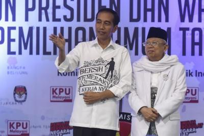 Bupati Pakpak Bharat Terjaring OTT, TKN Optimis Jokowi-Ma'ruf Solid