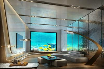 Shanghai Resmikan Hotel Bawah Tanah, Tertarik untuk Mencobanya?
