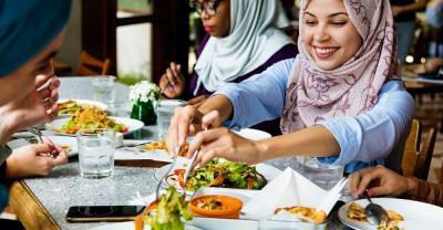 Olimpiade Tokyo 2020, Jepang Bakal Siapkan Menu Makanan Halal untuk Muslim Traveler