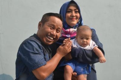 Cerita Perkembangan Anak ke-3, Narji 'Cagur': Motorik Sudah Bagus