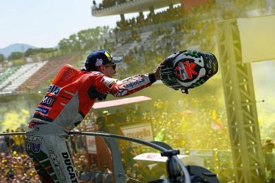Dall'Igna Tak Pungkiri Peran Penting Lorenzo di Ducati