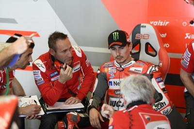 Ucapan Perpisahan Lorenzo untuk Ducati