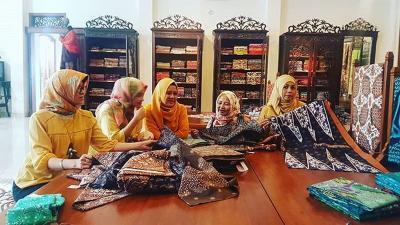 Afif Syakur Mimpi Gadeng Desainer Muda untuk Pamerkan Batik Kekinian di Malioboro