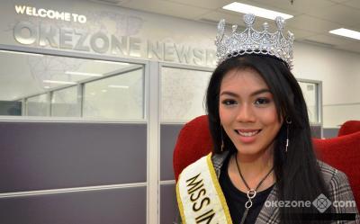Mau Dukung Alya Nurshabrina di Round 2 Head to Head Challenge Miss World 2018? Ini Caranya