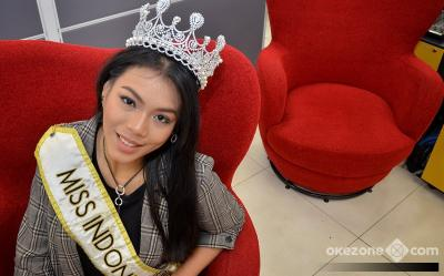 "Usai Miss World 2018, Natasha Mannuela: Alya tetap kuat, kamu sudah bawa kemenangan untuk Indonesia"""