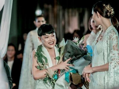 Bramanta Wijaya Pamerkan 24 Koleksi Gaun Penuh Cinta