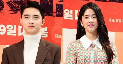 Sweet, D.O EXO dan Park Hye Soo Melakukan Adegan Ciuman di Swing Kids