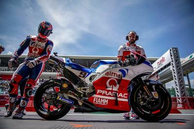 Petrucci Bertekad Perbaiki Gaya Balapnya Usai Jadi Pembalap Pabrikan